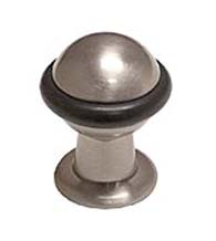 Domed Pedestal Floor Door Stop, First Impressions 1313S