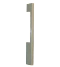 20 Inch Contemporary Rectangular Door Pull, First Impressions 3477