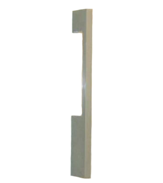 20 Inch Contemporary Rectangular Door Pull