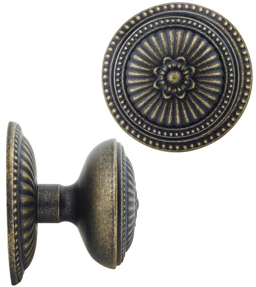 Large Boston Series Decorative Door Knob