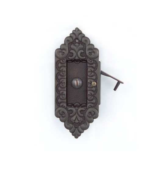 Victorian Pocket Door Locks