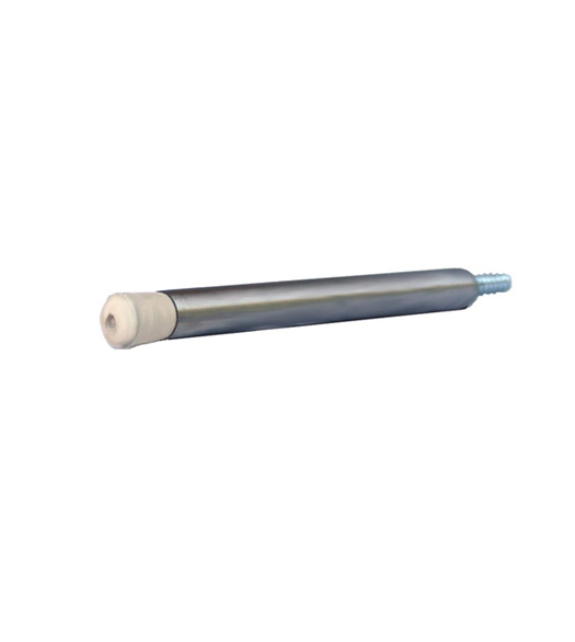 4 1/2 Inch Long Stainless Steel Baseboard Door Stop, FII DS