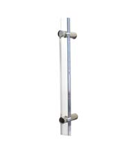 8 Inch Acrylic Shower Door Handle, First Impressions SD1-YRK01008