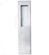 Contemporary Flush Door Pull, FII-3440/300