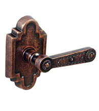 Concha Solid Brass Lever, Fusion AM