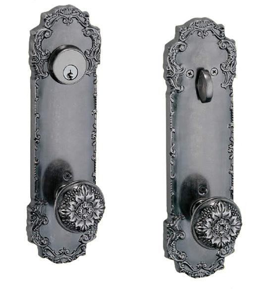 Victorian Entry Plate Fusion E D6 Doorware