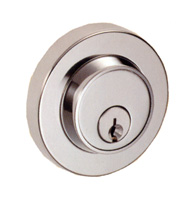 South Beach Contemporary Deadbolt, Fusion A2
