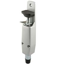 Heavy Duty 8 Inch Hands Free Door Stop, Imperial USA GH-6015