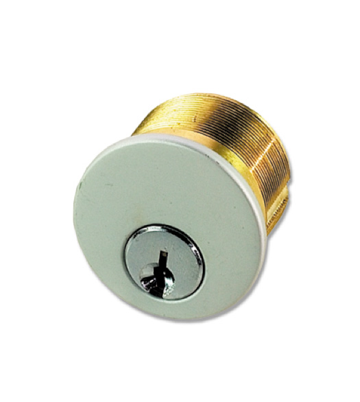 1 Inch Brass Mortise Cylinder Lock For Storefront Door