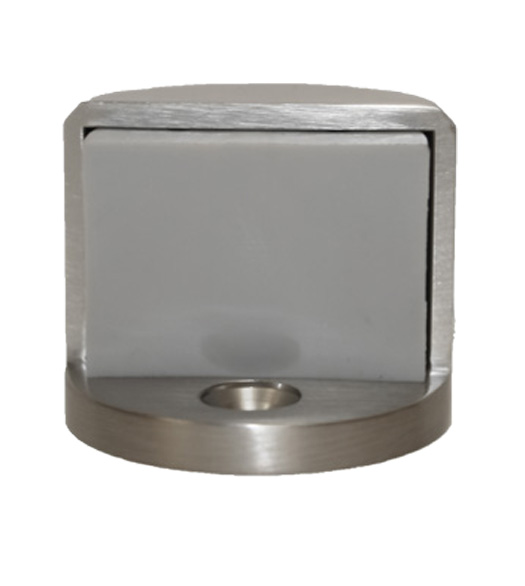 Satin Chrome Universal Door Stop