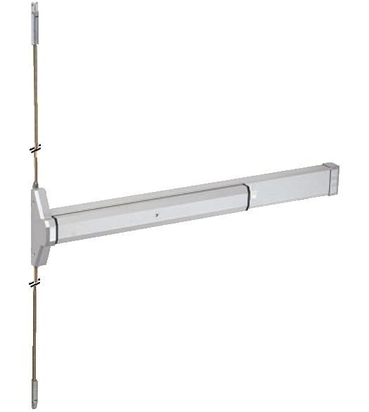 36 Inch Narrow Stile Concealed Vertical Rod Exit Device Global Th1100 Sted36cvr