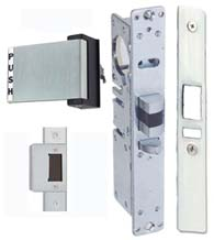 Mortise Deadlatch Conversion Kit, TH1103-NC