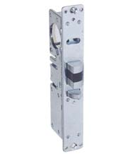 Storefront Door Mortise Lock Deadlatch Body, TH1103
