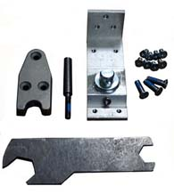 Kawneer Door Bottom Center Hung Pivot Hinge