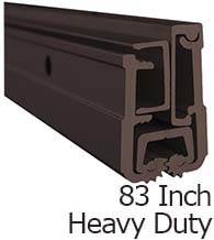 Continuous Hinge 83 Inch Heavy Duty Full Surface with Narrow Frame, Global THY-1183LFHD