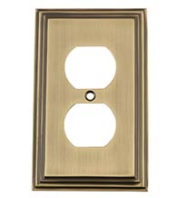 Deco Outlet Cover, Grandeur DECSWPLTD