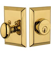 Fifth Avenue Deadbolt, Grandeur FAVFAV-DB