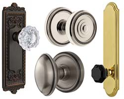 Grandeur Interior Door Knobsets