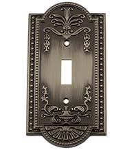 Meadows Toggle Switch Cover, Grandeur MEASWPLTT1