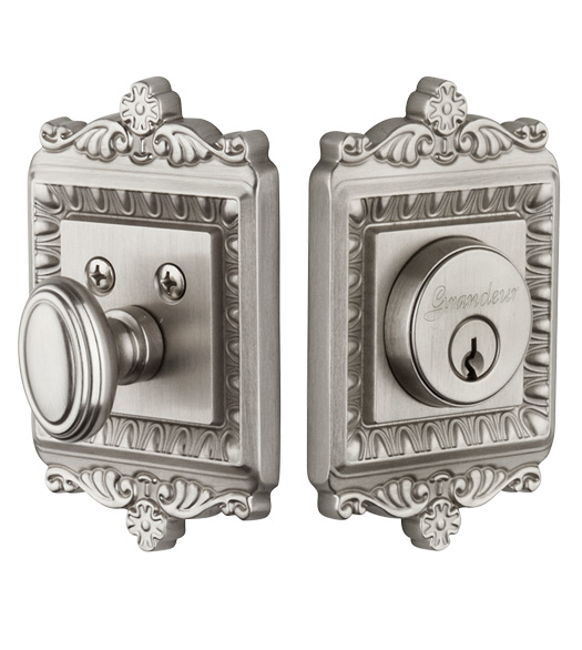 Windsor Decorative Deadbolt