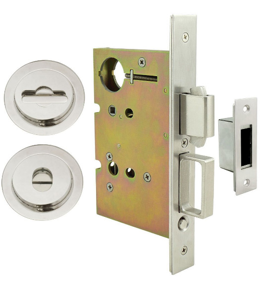 Luna Pocket Door Hardware