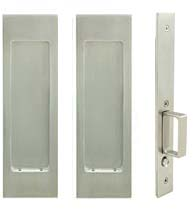 Linear Pocket Door Passage Set, INOX FH27PD8010
