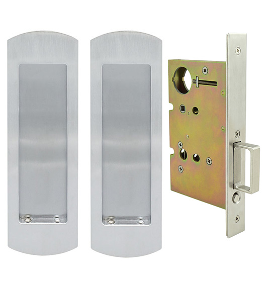 Arc Pocket Door Hardware