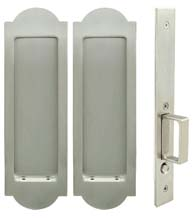 Regal Pocket Door Passage Set, INOX FH31PD8010