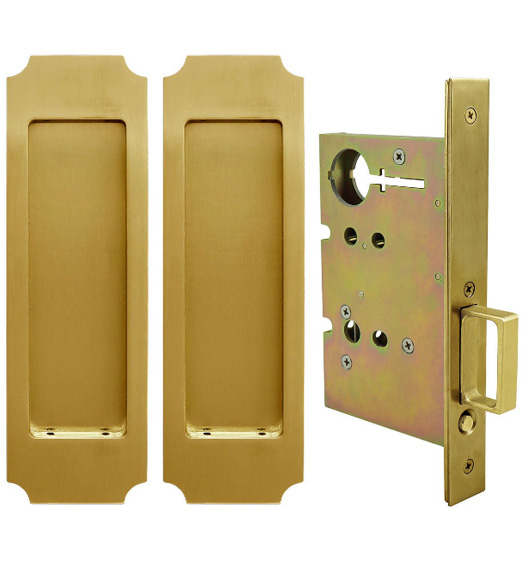 Crown Pocket Door Hardware