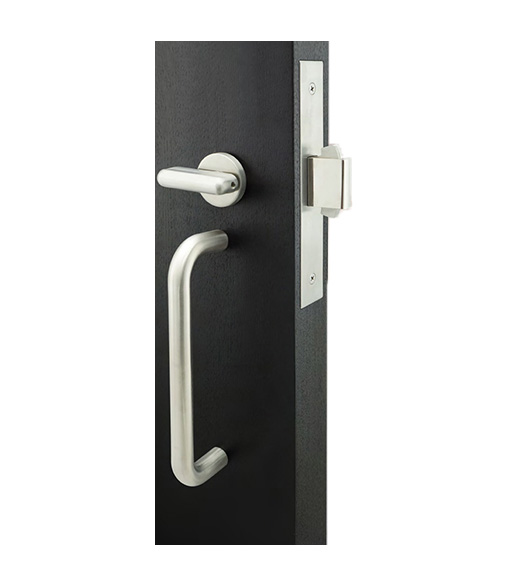8-3/4 Pull Privacy Lock for Sliding Door