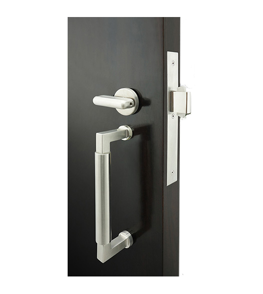 Modern Pull Privacy Lock for Sliding Doors