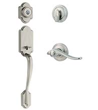 Arlington Single Cylinder Handleset, Kwikset 800AN