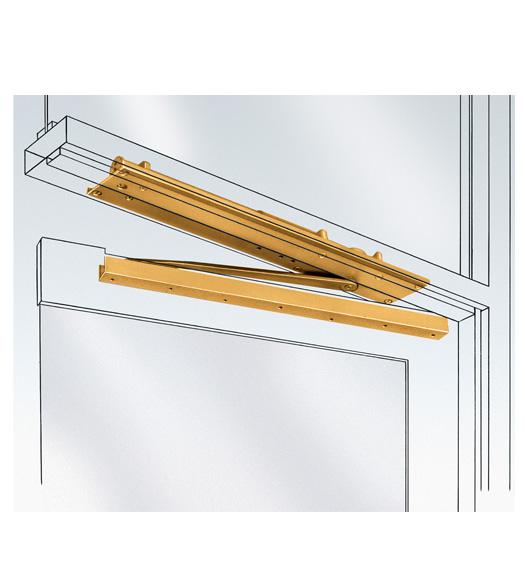 Lcn Model 2030 Series Store Front Concealed Door Closer Doorware