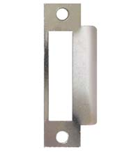 Stainless Steel Mortise Strike Plate, Don-Jo MST-161-630