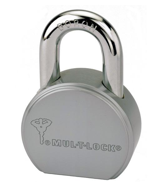 Mul T Lock Round Body Padlock With 7 16 Shackle Doorware Com