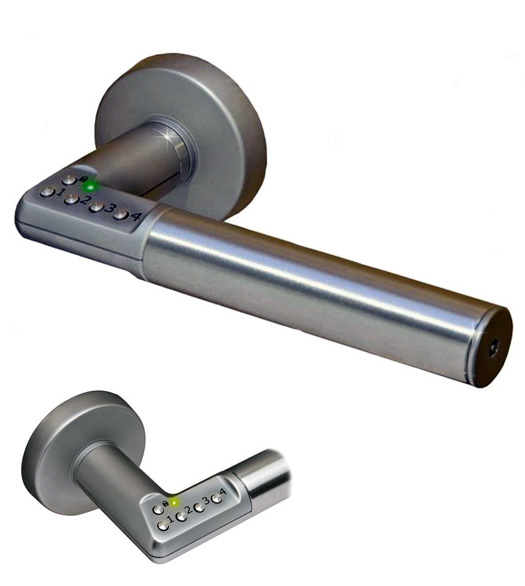 Code-It Electronic Security Lever, Mul-T-Lock LCK-CODE-IT - Doorware.com