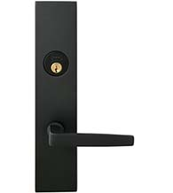 Modern Chic Mortise Lockset, Omnia 12036
