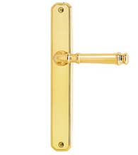 Classic Narrow Trim Lever, Omnia 13904