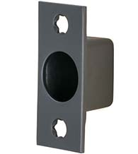 Sliding Pocket Door Edge Pull, Omnia 3917