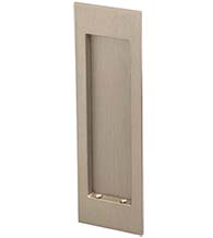 7 Inch Pocket Door Dummy Pull, Omnia 7035/0