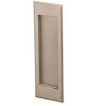 Traditional Pocket Door Flush Pull, Omnia 7037/0