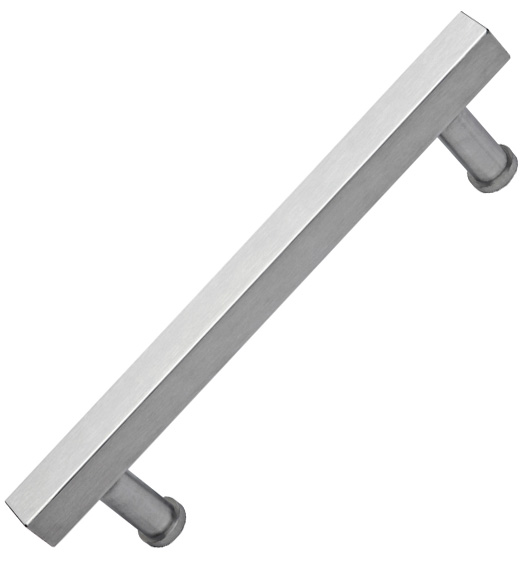 23 Inch Modern Square Door Handle