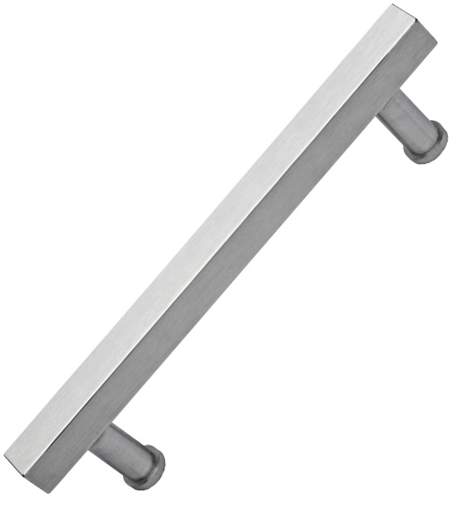23 Inch Modern Square Appliance Handle