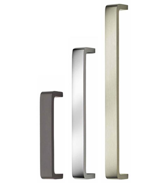 Thin Modern Cabinet Pull  sc 1 st  Doorware.com & Modern Skinny Cabinet Pull Omnia 9005 - Doorware.com