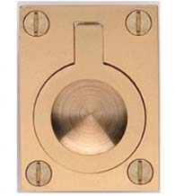 Drop Ring Pull Surface Mounted, Omnia 9587-50