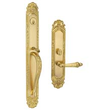 Omnia Classico Collection Amagansett Mortise Handleset