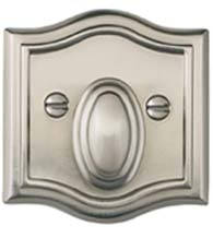 Arched Single Cylinder Deadbolt, Omnia ARCHDB
