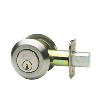 Low Profile Modern Deadbolt, Omnia D0806LA