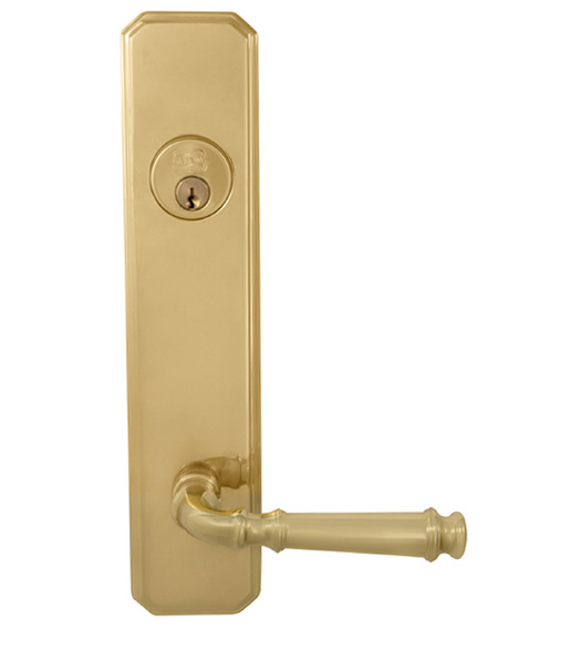 Classic Lockset with Lever
