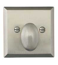 Single Cylinder Square Deadbolt, Omnia RECTDB